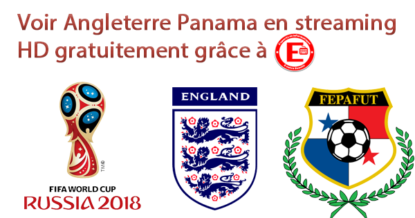 Voir Angleterre Panama en streaming HD gratuitement