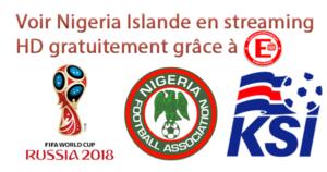 Voir Nigeria Islande en streaming HD gratuitement
