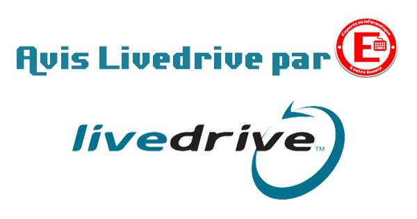 Avis Livedrive