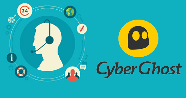 Support client CyberGhost