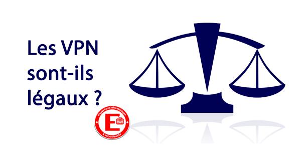 VPN légaux